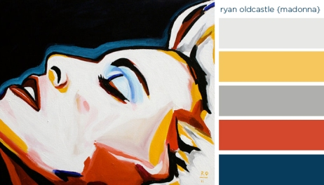 Ryan Oldcastle - Madonna