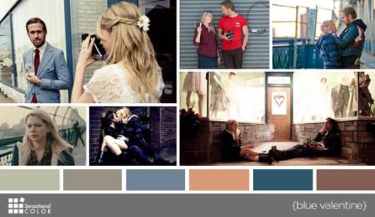 Color in Cinema - Blue Valentine