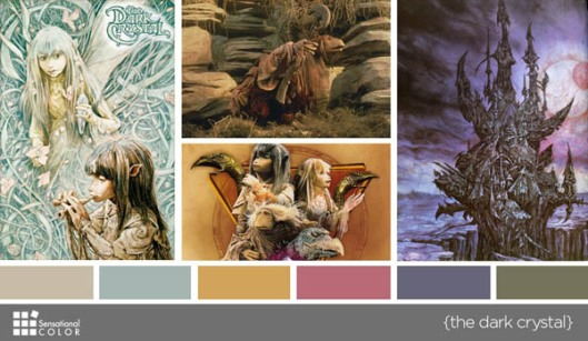 Color in Cinema - The Dark Crystal