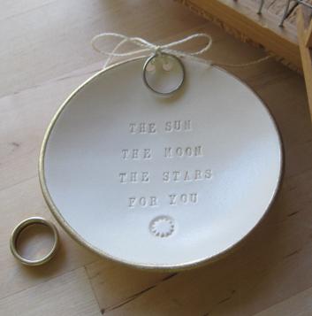 ringbearer bowl