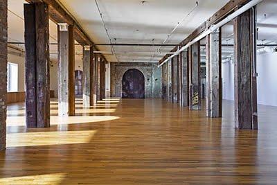 The Liberty Warehouse - Brooklyn