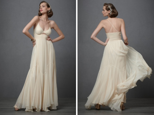 Parrish's Princess Gown - BHLDN