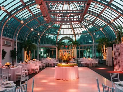 Ny wedding diy venues the 5 boroughs the design inspirationalist the palm house brooklyn junglespirit Images