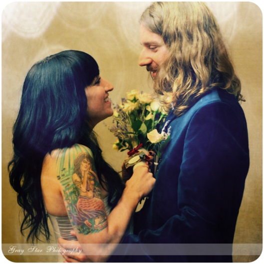 Jen & Reinder Tie the Knot - Copyright 2012 Melissa O'Connor