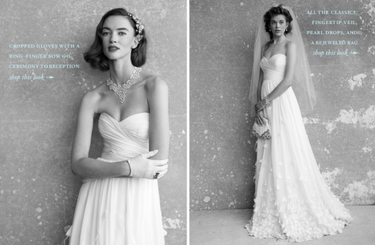 The WIndswept Gown - BHLDN