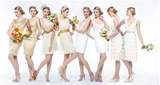 BHLDN Brides Maids