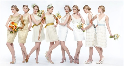 BHLDN Brides Maids