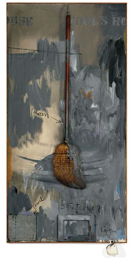 Artists Who Inspire - Jasper Johns