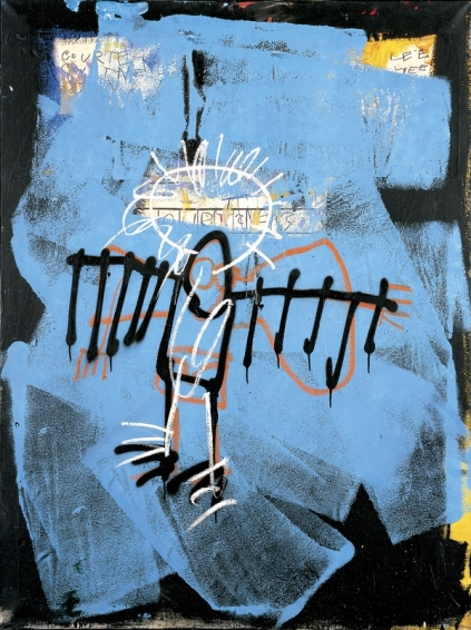 Artists Who Inspire - Basquiat