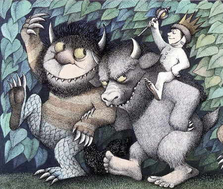 Artists Who Inspire - Maurice Sendak
