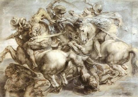 Artists Who Inspire - Leonardo da Vinci