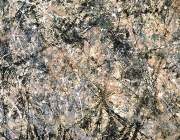 Artists Who Inspire - Pollock