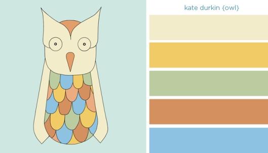 Kate Durkin - Owl