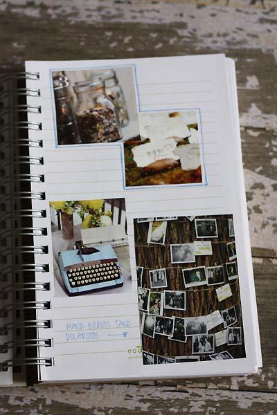 Wedding Journal - Decor