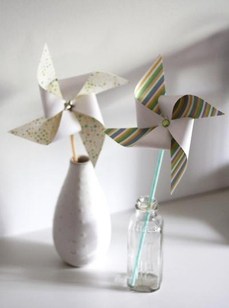 Decorative Pinwheels