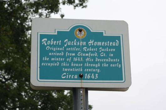 Historic Series: The Jackson Homestead - Copyright Melissa O'Connor 2012