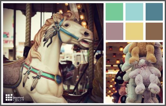 Palette - Carnival Fun