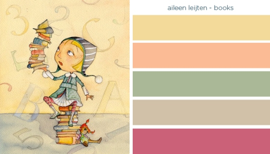 Aileen Leijten - Books