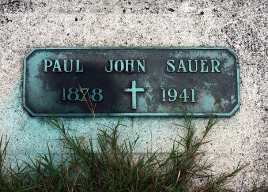 Historic Series: St. John of Jerusalem Cemetery - Copyright 2012 Melissa O'Connor