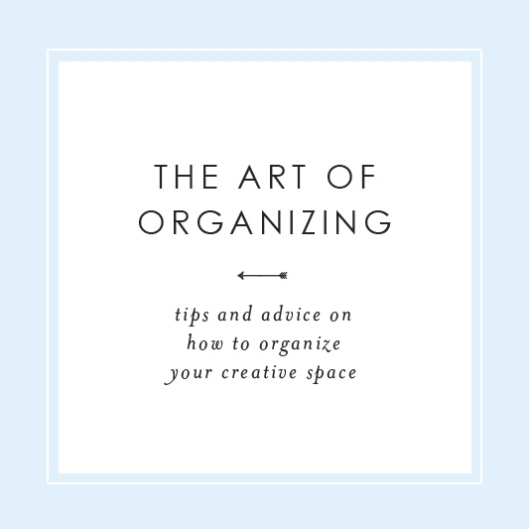 The Art of Organizing