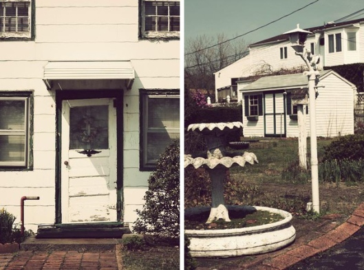 Historic Series: The Jones-Dengler Farm House - Copyright 2012 Melissa O'Connor