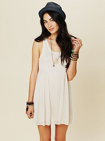 White Summer - Cruise Town Dress