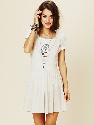 White Summer - Sweet Times Dress