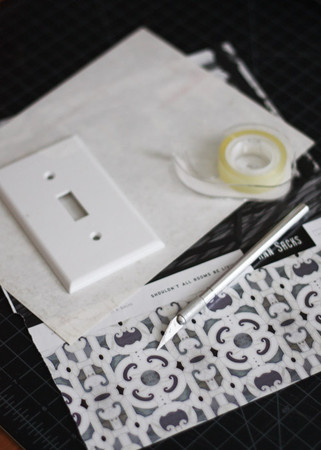Crafty Switch Plates