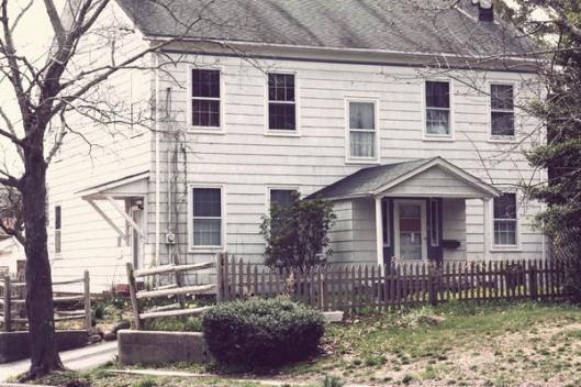 Historic Series: Benjamin Birdsall Homestead - Copyright 2012 Melissa O'Connor