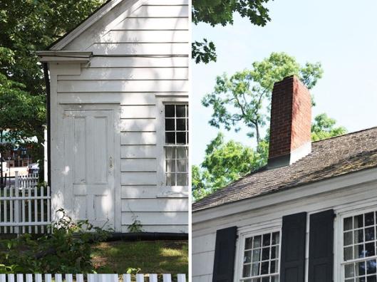 Historic Series: David Conklin Farm House - Copyright 2012 Melissa O'Connor