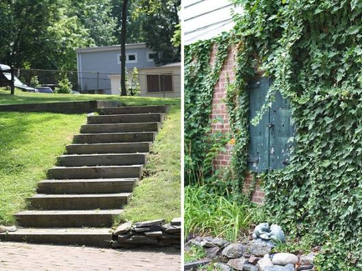 Historic Series- David Conklin Farm House - Copyright 2012 Melissa O'Connor