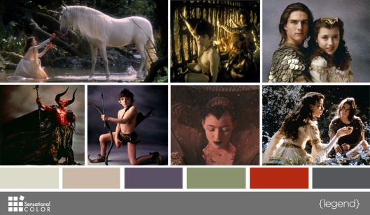 Color in Films: Legend