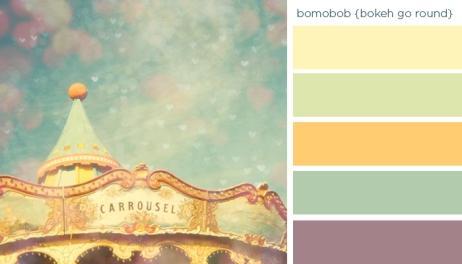 Art Inspired Palette: Bomobob