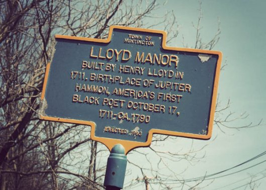 Historic Series: The Lloyd Family Manor - Copyright 2012 Melissa O'Connor