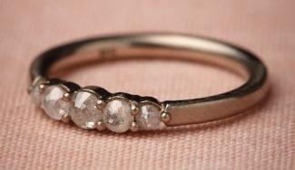 Summer Newsies from BHLDN - Cinquecento Ring
