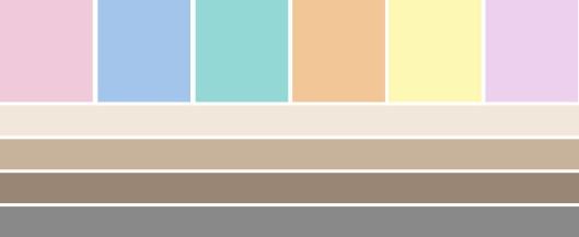 Coastal Cottage Colors