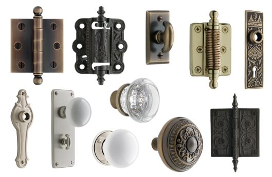 Shop of the Month - Rejuvenation: Door Hardware