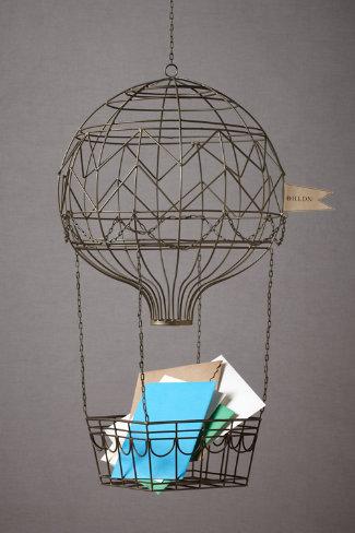 Summer Newsies from BHLDN - Hovering Hot Air Balloon