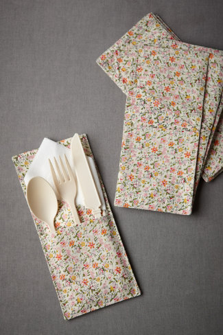 Summer Newsies from BHLDN - In the Garden Utensil Sleeve