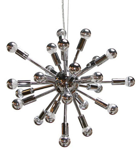 Make it Modern: Sputnik Style Light