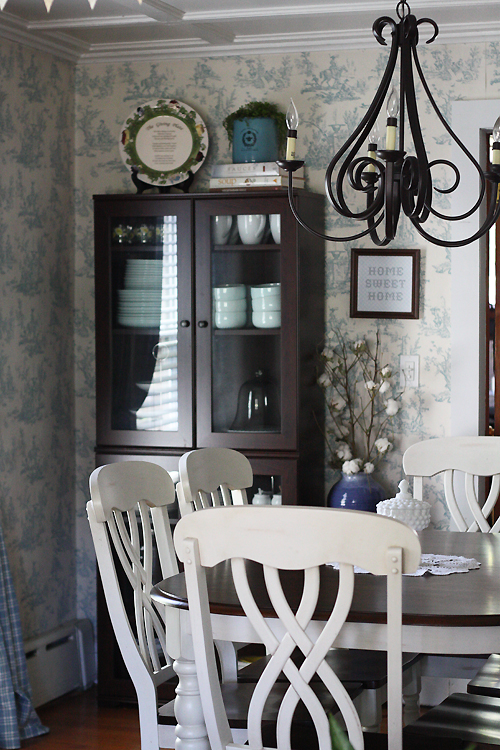 Home Sweet Home: Dining Room Redesign