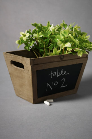 Shop of the Month: BHLDN - In Writing Planter