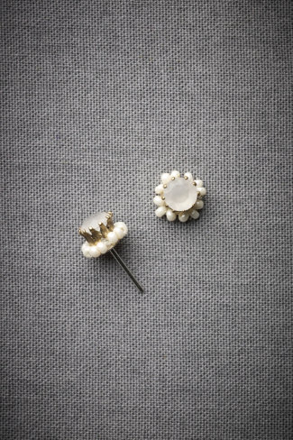 Shop of the Month: BHLDN - Smallest Cloudbank Earrings