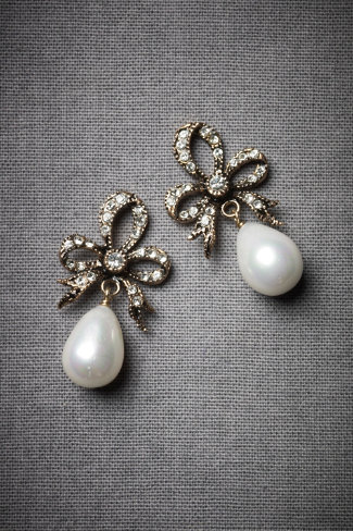 Shop of the Month: BHLDN - Troika Earrings