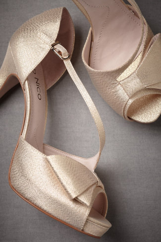 Shop of the Month: BHLDN - Half and Half Heels