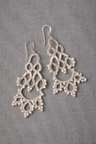 Shop of the Month: BHLDN - Subtle Infusion Earrings