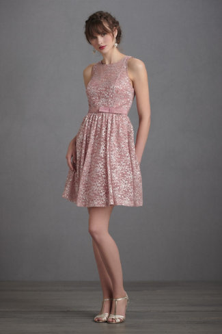 Shop of the Month: BHLDN - Cloudberry Dress