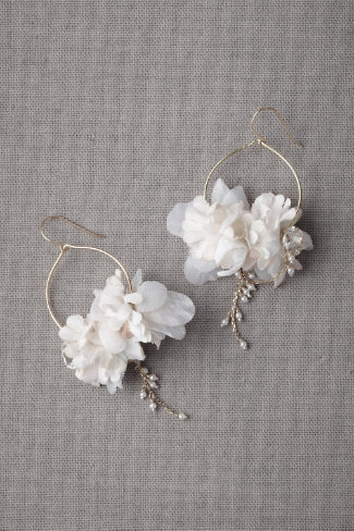 Shop of the Month: BHLDN - Ikebana Earrings