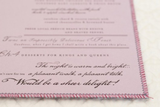 Stitched-Wedding-Menus-Mira-Aster-Julie-Mikos-Photography