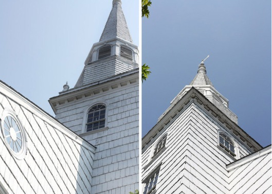Historic Series: Old First Presbyterian Church - Copyright 2012 Melissa O'Connor